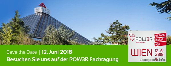 Business Intelligence am POW3R-Kongress